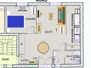 T2 de charme 45 m2, La Valette-du-Var