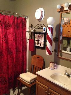 Barbershop bath