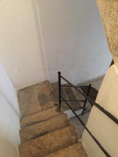 Scale per l'accesso all'appartamento