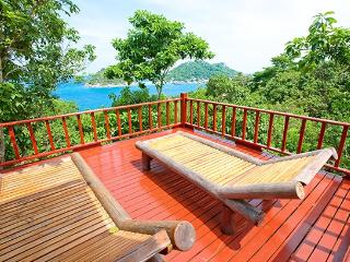 Scenic Villa with Seaview!, Koh Tao