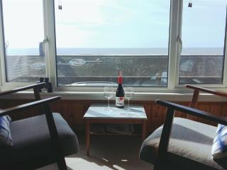 Sea front cottage in Borth - Cardigan Bay