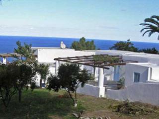 Villa Geko celeste - solo settimanale, only weekly, Malfa