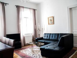 Vintage 130 apartment in 01. InnereStadt with WiFi & lift., Viena
