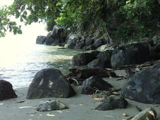 Towards the point, edge of mauntain