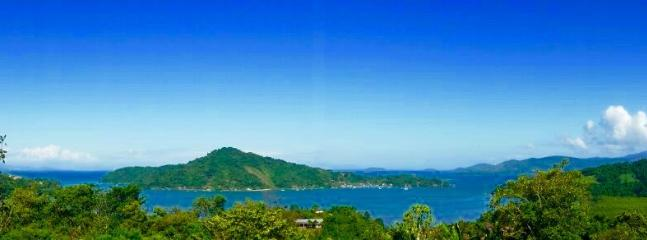 Amazing view from Casa Tambor!!