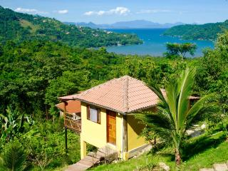 Nature Cottage Casa Tambor Paraty with sea view