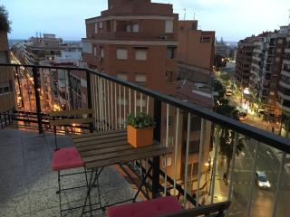 Views on the sea & mountains. Guest house. Rooms., Alicante