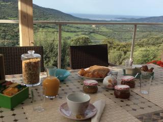 Casa Rossa Chambre d'hôtes Corse du Sud Vue mer, Sollacaro
