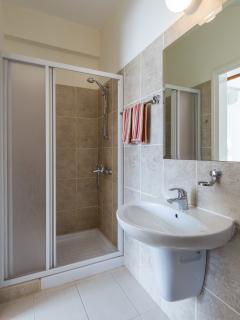 Downstairs Bedroom En-suite Shower Room with WC