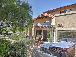 Breathtaking 2BR Borrego Springs Condo - Overlooks the Desert & Mountains! Perfect for Nature-Lovers