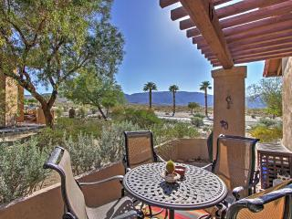 2BR Borrego Springs Condo w/Desert & Mtn Views!