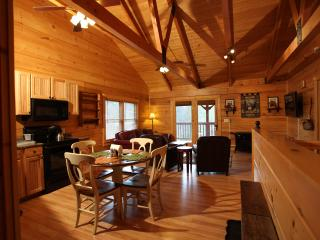 Luxury Cabin. Quite location, close to Parkway, Pigeon Forge