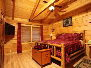 A Walk in the Woods 1 - Luxury 3 bedroom cabin