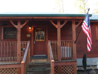 A Walk in the Woods 1 - Luxury 3 bedroom cabin- Ask about winter specials