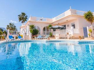 Villa Diego en Calp,Alicante para 4 huespedes