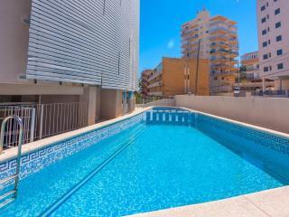 Apartamento Veles i Vents en Calp,Alicante para 6 huespedes