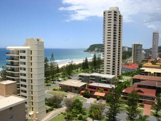 Stones throw from beautiful Burleigh Beach