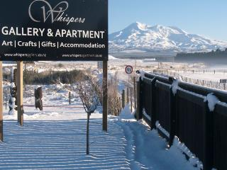 Whispers Apartment | Waiouru