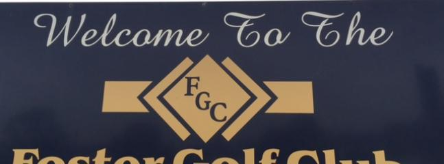 The Foster Golf Club is a short 5km drive into Foster town centre.