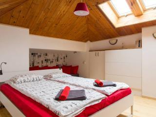 Artistic penthouse, Sófia