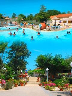 Accueil piscine