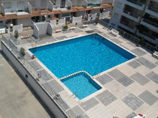 Gandia Playa a 100m 3h 2b piscina y parking 100m2