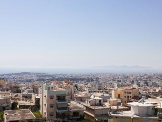 3 bedroom flat, amazing view, for 2 to 6 people, Athene