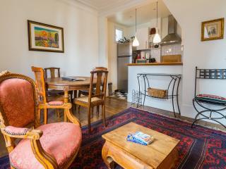 Montmartre Vacation Rental Hideaway, París