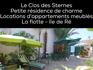 Studio In La Flotte - Le Clos des Sternes