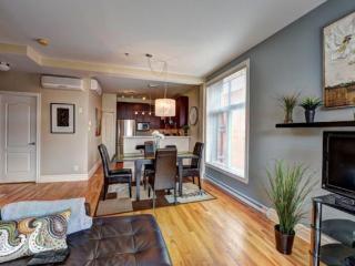Condo for rent furnished - Plateau, Montreal