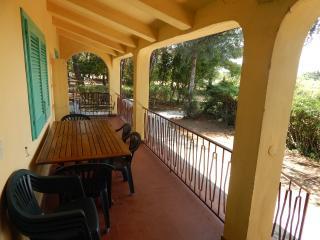 appartamenti Oasi Verde con parco privato, Magazzini