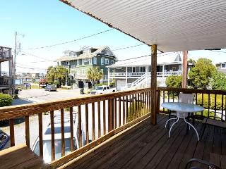 Seawinds Unit B -  Comfortable and relaxing sound view condo close to downtown, Wrightsville Beach