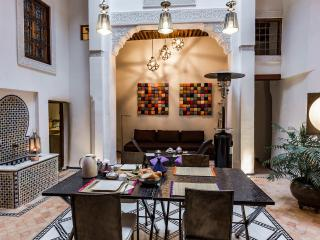 COZY AND TRENDY RETREAT IN THE HEARTH OF THE MEDINA, Fez