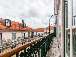 Chiado Apartments Balcony View Garrett 4B