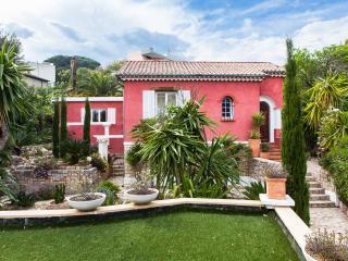 villa avec piscine a 900 m Croisette, Cannes