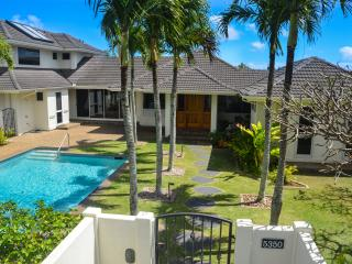 Stunning 4BR, 6 Bath, 3 Master Suites, with Pool, Poipu