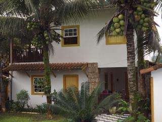 beach house with 6 suites and pool, Paraty