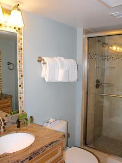 Each unit has 2 bathrooms!
