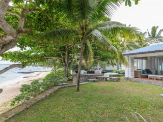 beachfront house 3bedrooms 3 bathrooms Mauritius, Roches Noire
