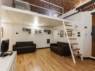 Loft 1 - Living Room
