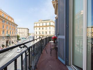 Balcony Vatican & Castel Sant'Angelo