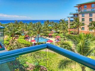 Maui Resort Rentals: 407 Konea * Honua Kai, Lahaina