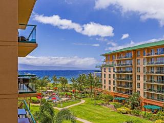 Maui Resort Rentals: Konea 515 * Honua Kai, Lahaina