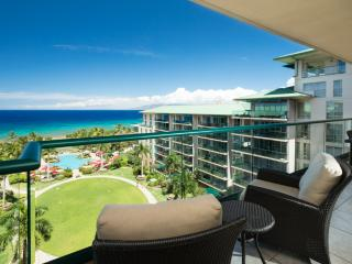 OCEANVIEW 3BED/3BA SUITE(LANAI/WIFI/BBQ/RESTAURANT/AC/FULL KITCHEN, Ka'anapali