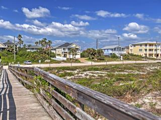 St. Augustine House w/ Direct Beach Access!