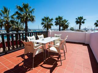 Apartamento vistas al mar, Benalmádena