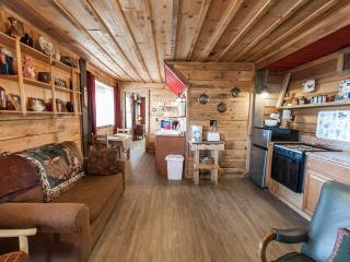 Rustic Cabin, Appalachian Elegance, Asheville