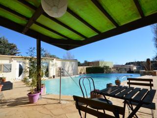 Villa avec belle piscine à 10 mn d'Aix-en-Provence, Eguilles