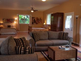 Open and Spacious Floor Plan. 1200 sq. feet.