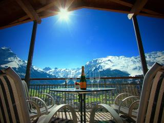 ALPHAVEN  Apartment C Breathtaking Panoramic Views, Engelberg
